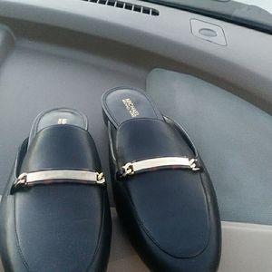Michael Kors Dress shoes leather flats new